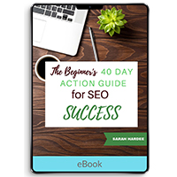 The Beginner's 40 Day Action Plan for SEO Success