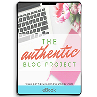 The Authentic Blog Project